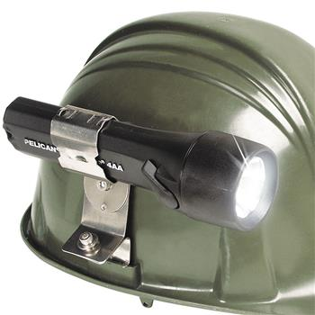 Pelican™ Helmet Light Holder (Helmet not included)