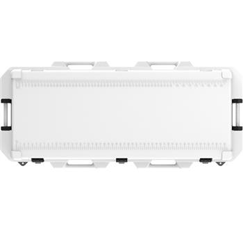 Pelican™ 250 Quart Elite Cooler Integrated Fish Scale on Lid