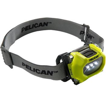 Pelican™ Yellow 2745 LED Headlamp