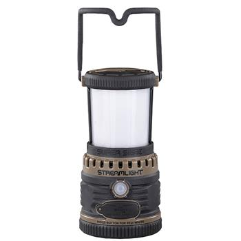 Coyote Streamlight Super Siege Rechargeable Lantern