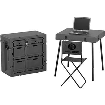 Black Pelican Administrative Field Desk