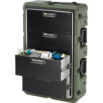 Mobile Office Pelican Cases Police Equipment Dealer