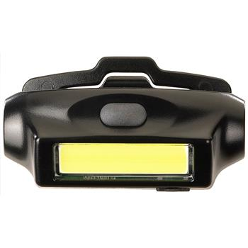 Streamlight Bandit® Rechargeable Headlamp produces bright, even, diffused light with less shadow