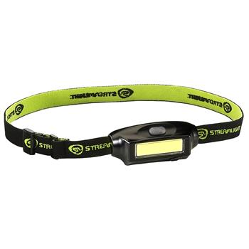 Black Streamlight Bandit® Rechargeable Headlamp