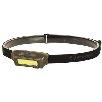 Coyote Streamlight Bandit® Rechargeable Headlamp