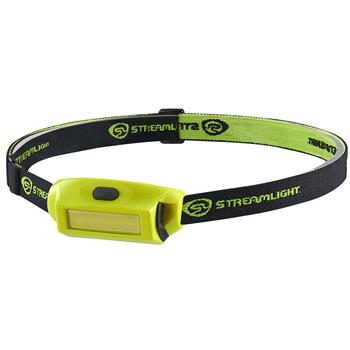 Yellow Streamlight Bandit Pro Headlamp