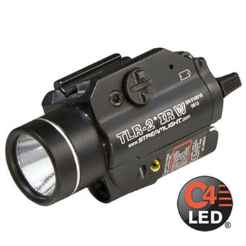 Black Streamlight TLR-2 IRW Weapon Light