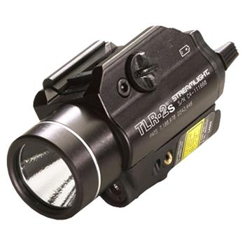Black Streamlight TLR-2s Weapon Light