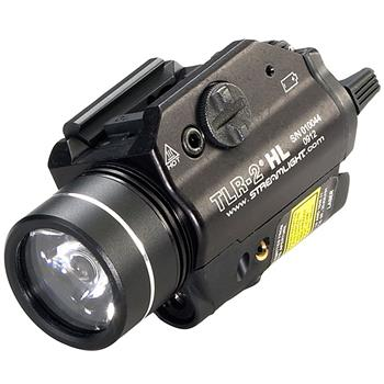 Black Streamlight TLR-2 HL Weapon Light