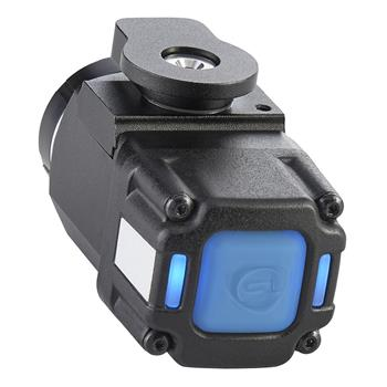 Streamlight Vantage® II LED Helmet Light large push-button rear switch