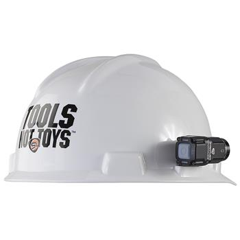 Streamlight Vantage® II LED helmet light attaches securely to your hard-hat