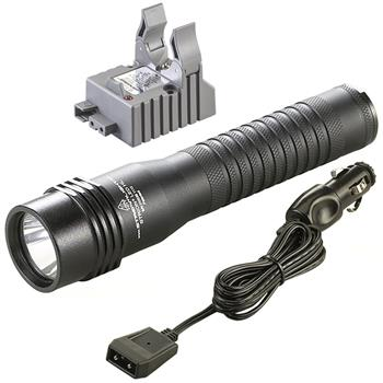 Streamlight Strion LED HL Rechargeable Flashlight with DC charge cord and one base