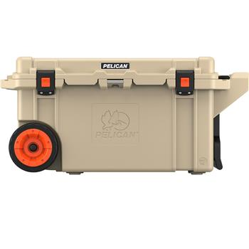 Tan Pelican™ 80 qt Elite Cooler