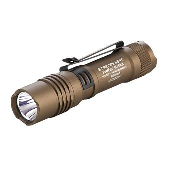 treamlight Coyote ProTac® 1L-1AA LED Flashlight