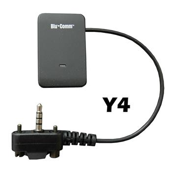 BluComm Radio Dongle with Y4 Connector
