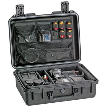 Pelican Hardigg iM2600/iM2620 Storm Case Photo Lid Organizer (Contents Shown not Included)