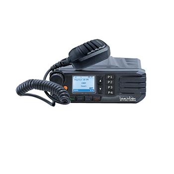 Blackbox GO! UHF Digital Mobile Radio (DMR)