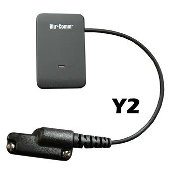 BluComm Radio Dongle with Y2 Connector
