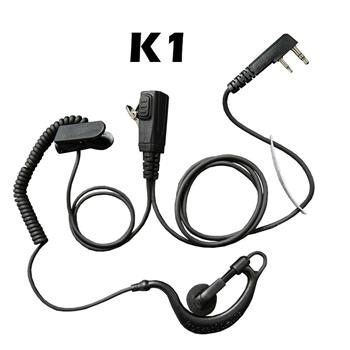 BodyGuard Surveillance Radio Earpiece with K1 Connector