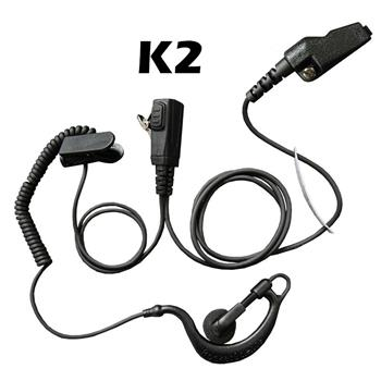 BodyGuard Surveillance Radio Earpiece with K2 Connector