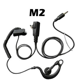 BodyGuard Surveillance Radio Earpiece with M2 Connector