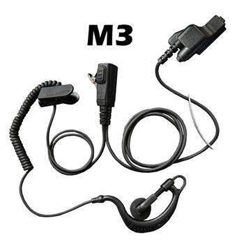 BodyGuard Surveillance Radio Earpiece with M3 Connector