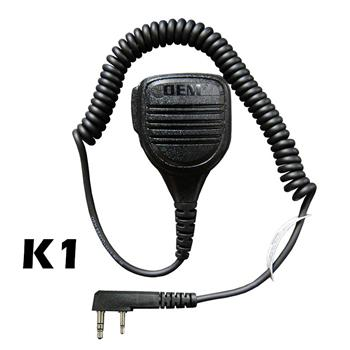 Bravo Speaker Microphone with a K1 connector