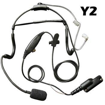 Klein Commander Headset with Y2 Connector