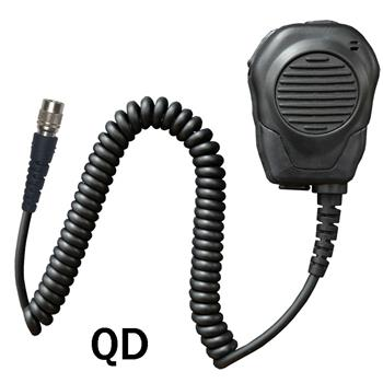 Valor Speaker Microphone with Quick-Disconnect