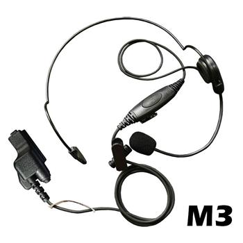 Razor Lightweight Radio Headset with M3 Connector