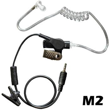 Shadow Listen-Only Earpiece Headset with M2 Connector