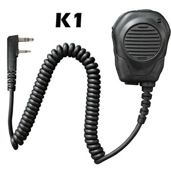 Valor Speaker Microphone with a K1 connector
