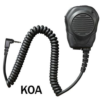 Valor Speak Microphone for Kodiak