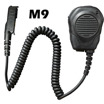 Valor Speaker Microphone with a M9 connector