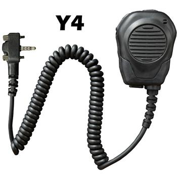 Valor Speaker Microphone with a Y4 connector