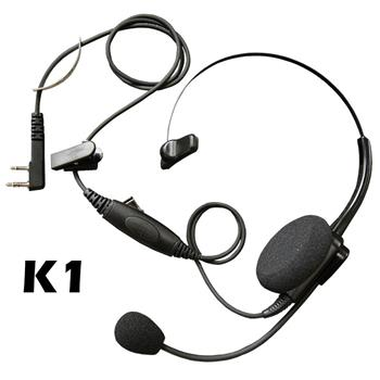 Klein Voyager Lightweight Radio Headset with K1 Connector