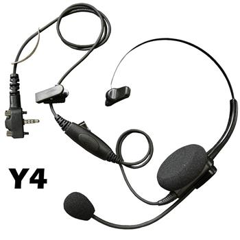 Klein Voager Lightweight Headset with Y4 Connector
