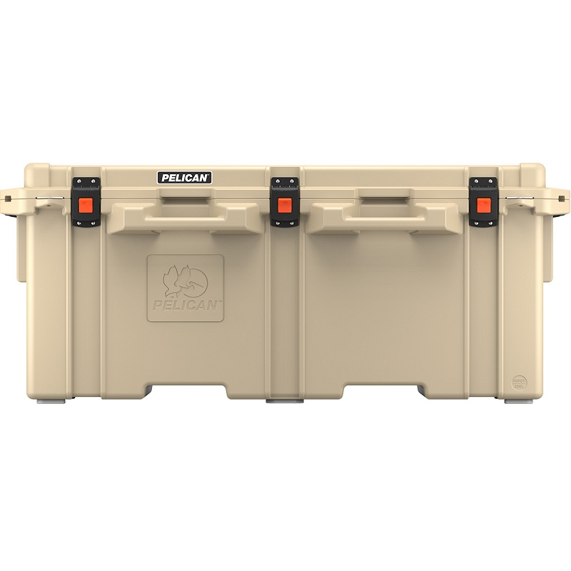 Pelican™ 250 Quart Elite Cooler Press and Pull Latches