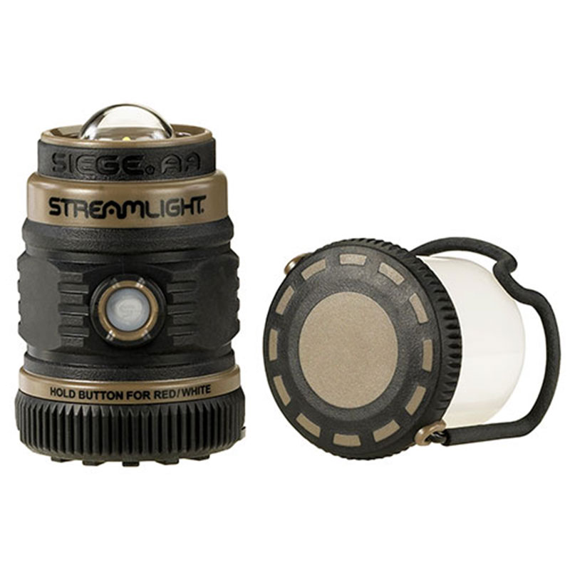 Streamlight Siege AA Lantern removable cover