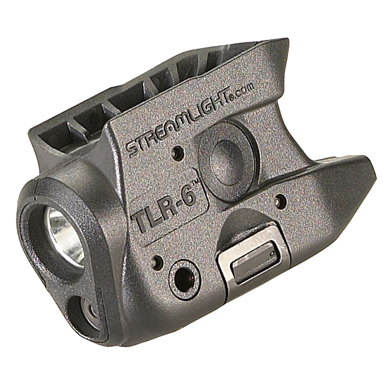Black Streamlight TLR-6 Weapon Light