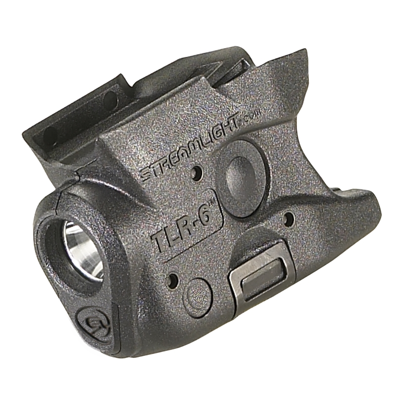 Streamlight TLR-6 Weapon Light without laser for the M&P Shield 40 & 9