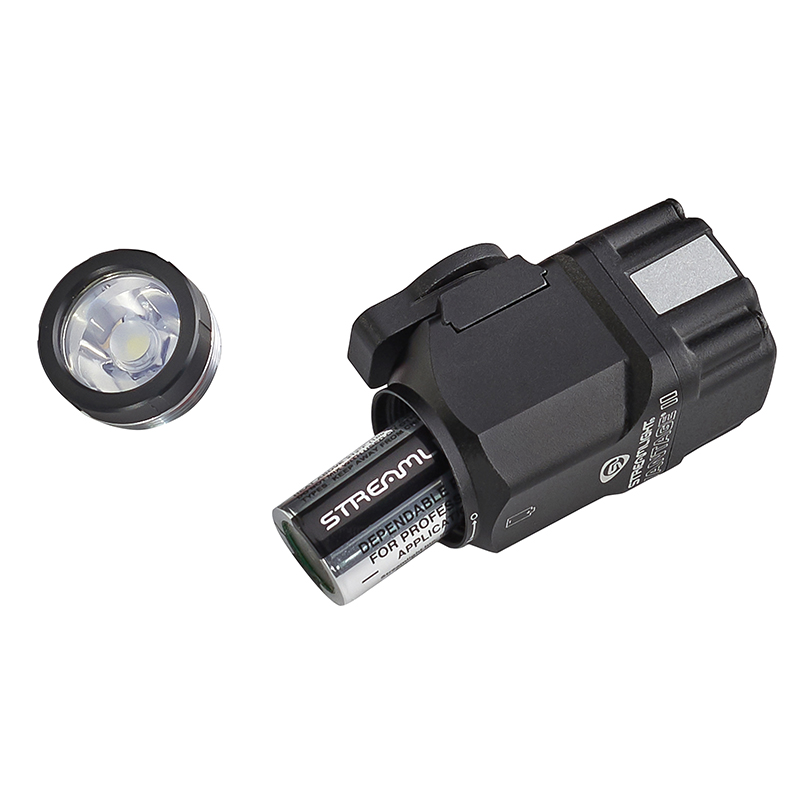 Streamlight Vantage® II LED Helmet Light battery is simply to replace