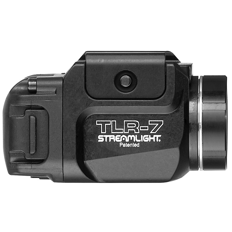 Streamlight TLR-7 Weapon Light low-profile design