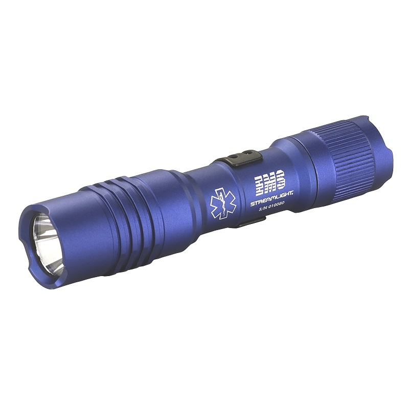 StreamLight ProTac EMS LED Flashlight ideal for pupil exams