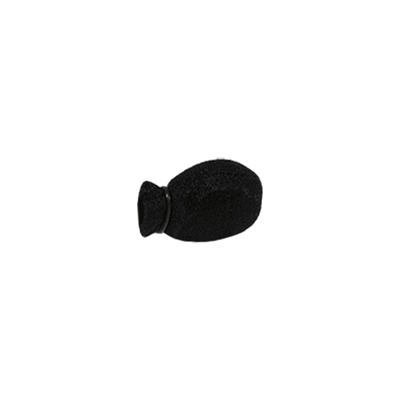 Cloth boom microphone cover