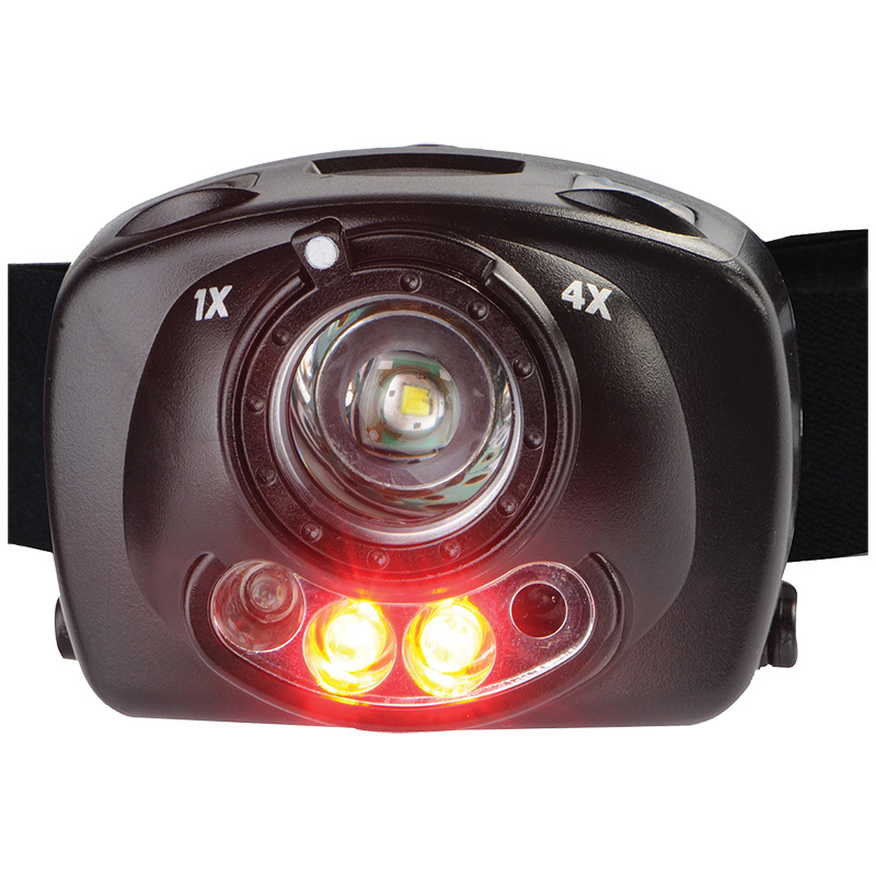 Pelican™ 2720 LED Headlamp with variable light output