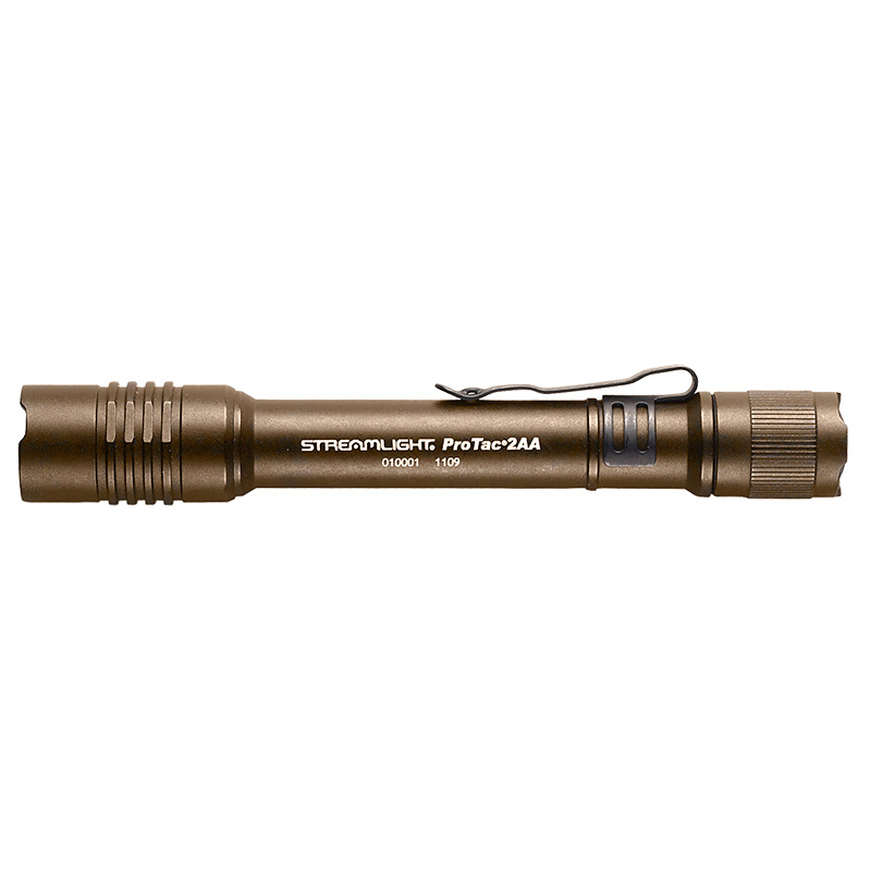 Streamlight Protac® 2AA LED Flashlight is a versatile personal carry light the size of a marker