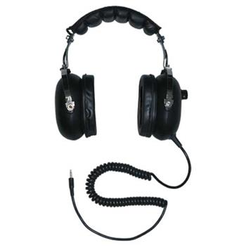 Listen-Only High Noise Headset