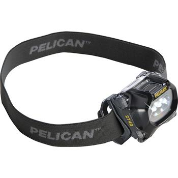 Black Pelican™ 2740 LED Headlamp