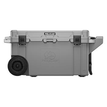 Dark Grey Pelican™ 80 Qt Elite Cooler